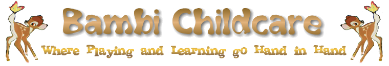 Calgary Child Care - Bambi - Day Care Calgary